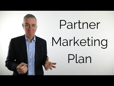 Five Steps To Get Your Partner Marketing Plan To Stick