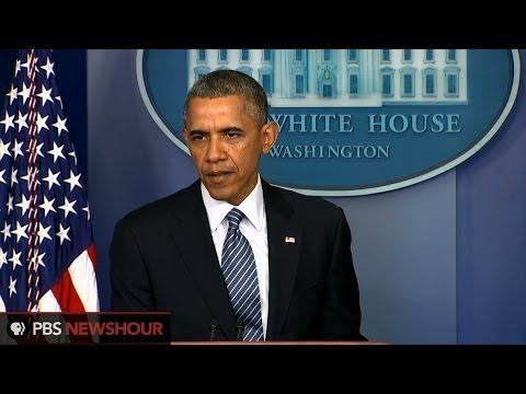 President Obama accepts VA Secretary Shinseki's resignation