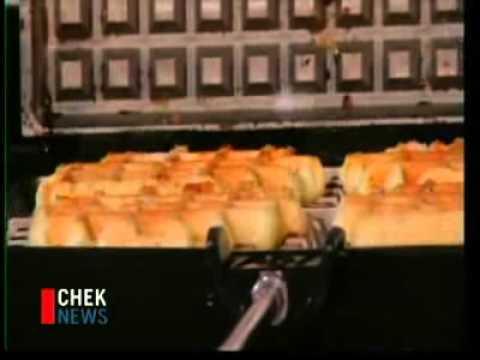 Wannawafel on CHEK-TV News