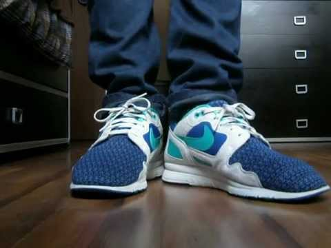 Nike Air Flow QS Woven Storm Blue - YouTube 54067b7d68