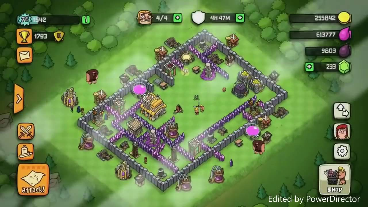 Clash Of Clans Movie