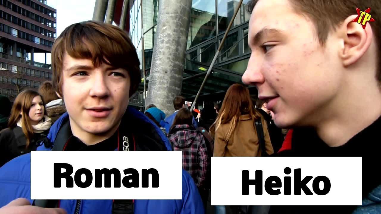 Warum Hat Heiko Kurze Haare Die Lochis Videoday 2013
