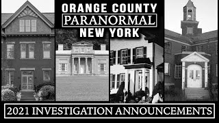 Upcoming Investigations Announcement...