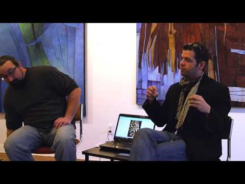Artist Roundtable: JT Thompson -The Process of Abstraction