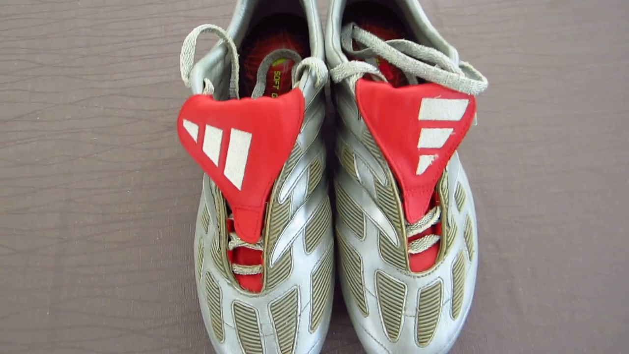 official photos 7b4e4 4ed93 FOR SALE LTD EDITION ADIDAS PREDATOR PRECISION PLATINUM BECKHAM 333