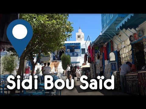 Sidi Bou Said | Movie short | Tunisia