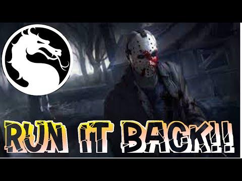 RUN IT BACK!! Week of Jason Part 5 (Mortal Kombat X Ranked)