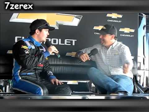 Chad Boat Interview Phoenix International Raceway 11-7-2014