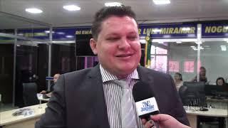 Rodolfo Nogueira, cobra a entrega da ambulância para o Jardim de São José