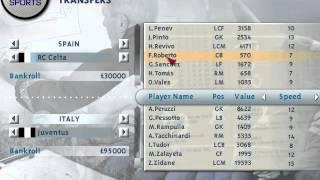 FIFA 99 Transfers