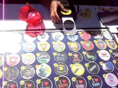 my trip to animagic 09: button shop