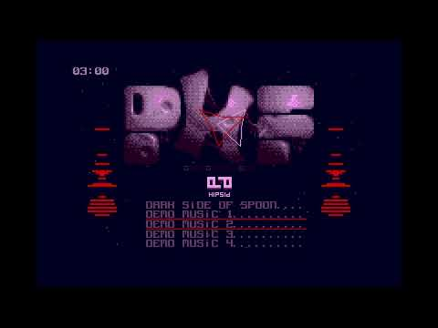 HIPSid v1.01 by Psycho Hacking Force (Atari ST music demo) 1080p50