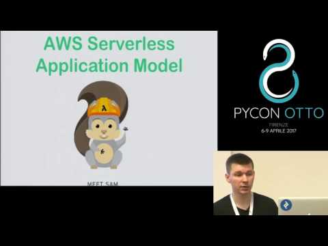 Image from Building Serverless applications with Python
