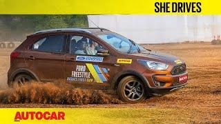 Ford #SheDrives Mumbai   Special Feature   Autocar India