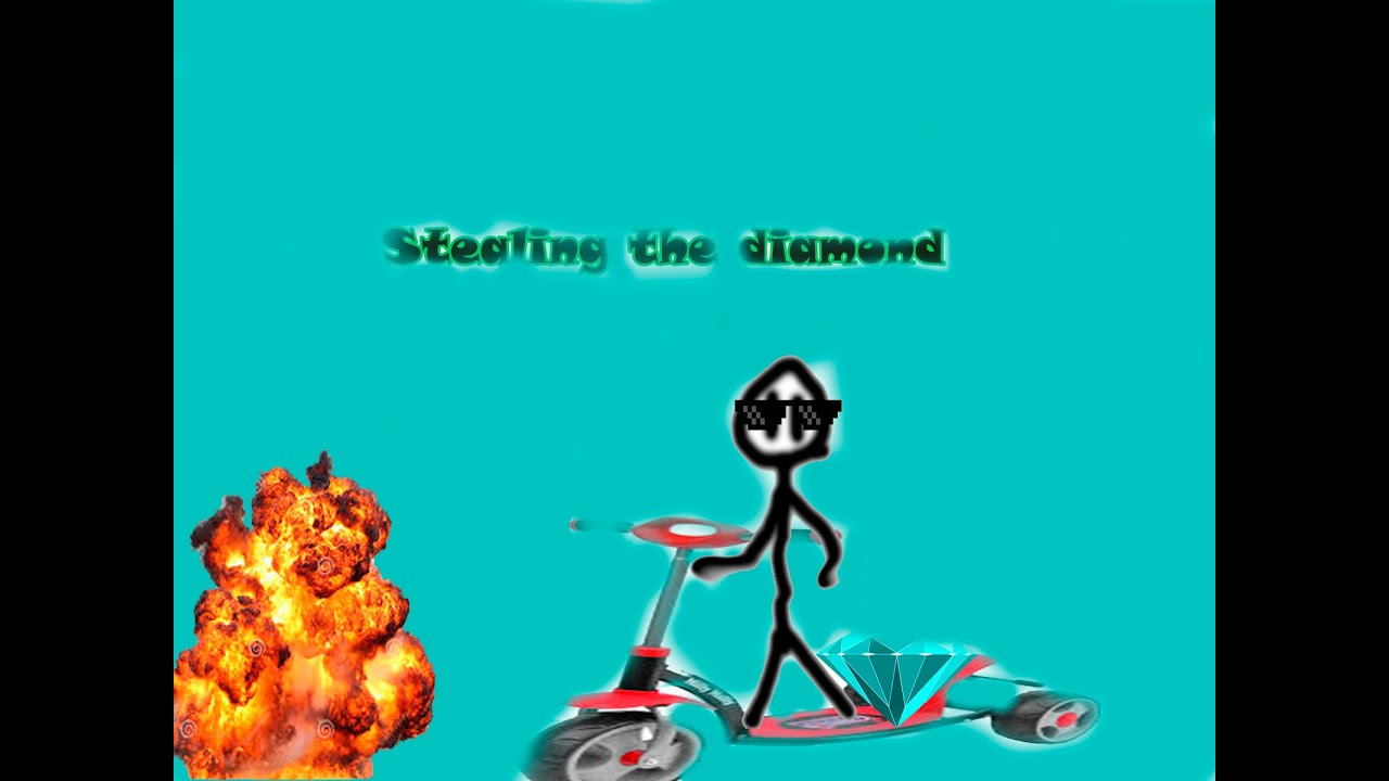 Stealing The Diamond Free