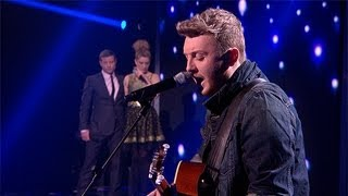 James Arthur sings for survival - Live Week 7 - The X Factor UK 2012