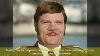 Пуговкин, Михаил Иванович - Биография