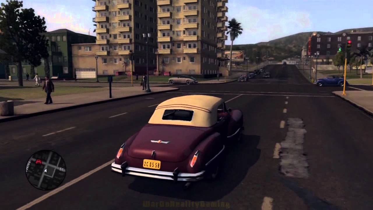 L.A. Noire 100% Walkthrough Part 90: The Set Up - Tailing the Taxi HD - YouTube