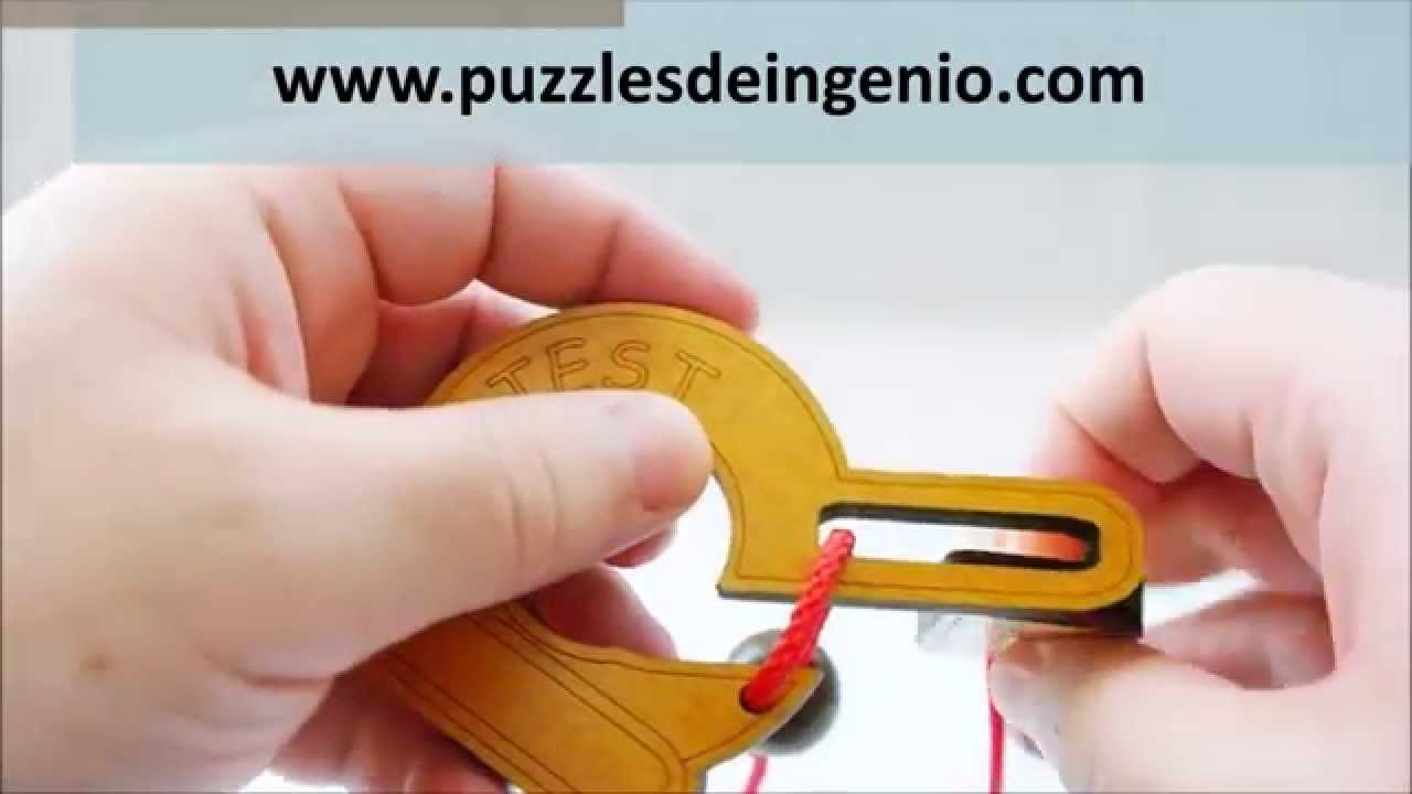 Demo Puzzle IQ Test 120 Jean Claude Constantin