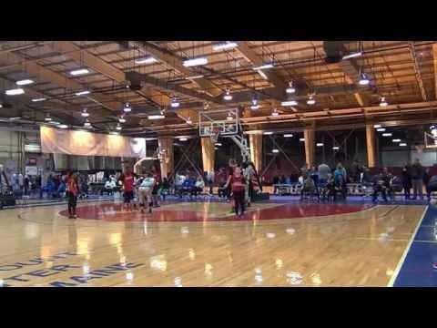 Fairfield Ballers   1 18 2015   Ballers vs NorCal Spartans