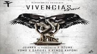 Vivencias Remix - Juanka El Problematik Ft. Ozuna, Yomo, Dar...