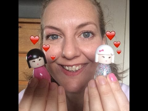 Doll nail varnish from eBay - 99p - is it worth it?