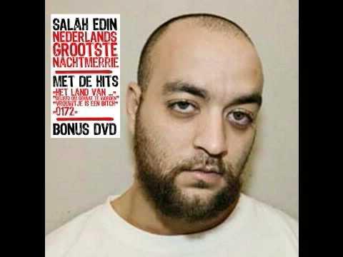Salah Edin - 'Zwarte Gat Op Het Witte Doek' feat. Focus #7 Nederlands Grootste Nachtmerrie