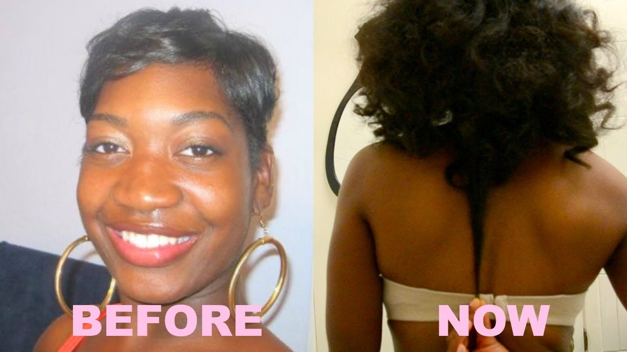 10 Tips How To Grow Long, Thick, Natural Hair Past ...