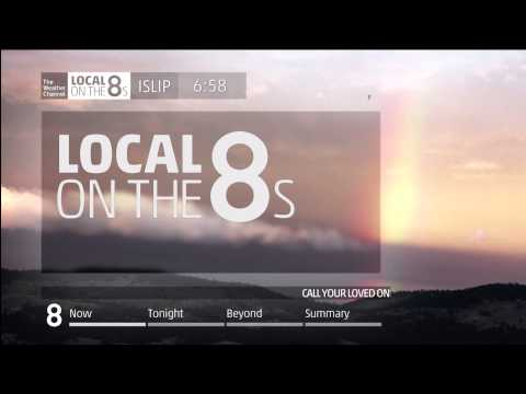 Local on the 8's: 11-27-13 6:58PM
