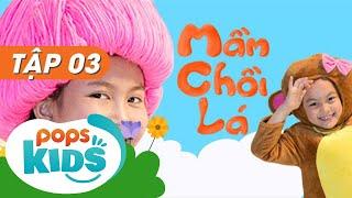Mầm Chồi Lá Tập 3 - Tập Thể Dục Buổi Sáng 🌅🚗 | Nhạc Thiếu Nhi Hay Cho Bé | Vietnamese Songs