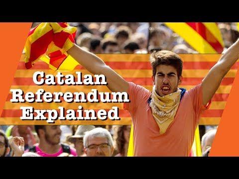 Catalan Independence Referendum Explained