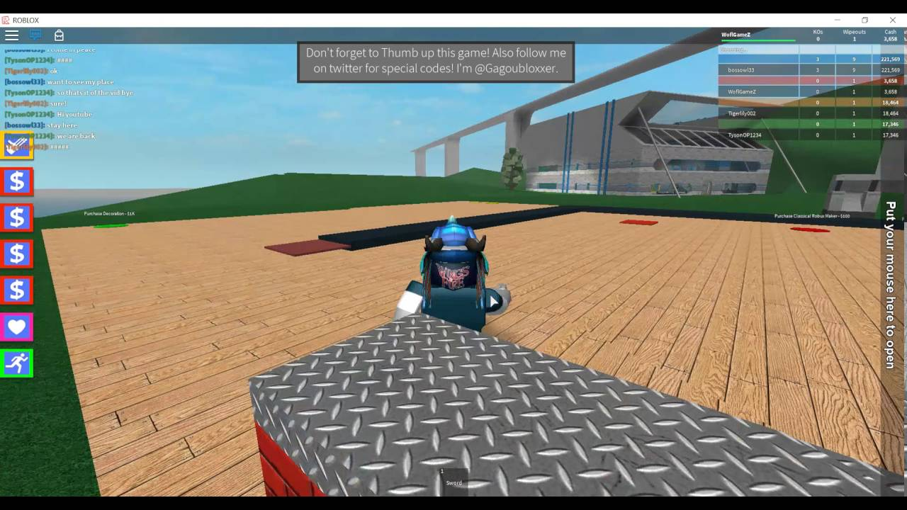 Roblox | Money Battle Tycoon Codes | Doovi