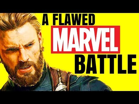 The Problem With The Wakanda Battle - Avengers: Infinity War thumbnail