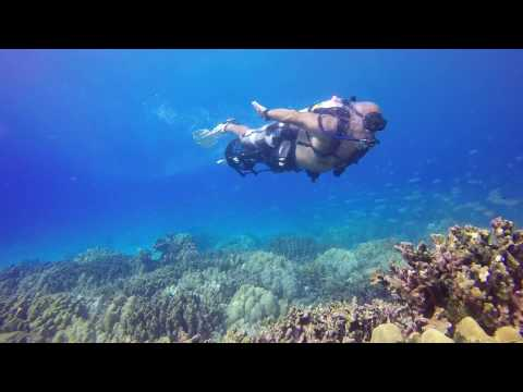 DPV - Scooter Diver