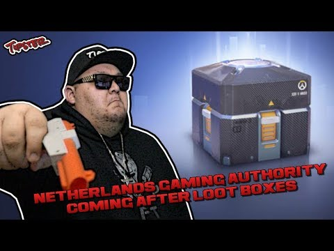 NETHERLANDS THREATENS GAME DEVS WITH LEGAL ACTION OVER LOOT BOXES