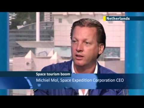 Dutch space tourism company targets China: 21st century business looks to 21st century market