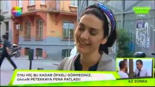 Berguzar Korel with family 23 06 2015