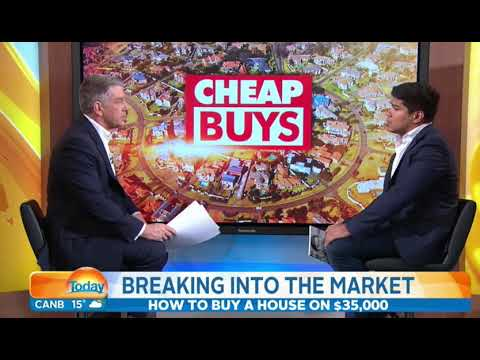 The Weekend Today Show On Channel 9 - With Zaki Ameer DDP Property