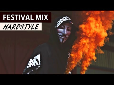 FESTIVAL HARDSTYLE MIX - Remixes of Popular EDM Music 2018