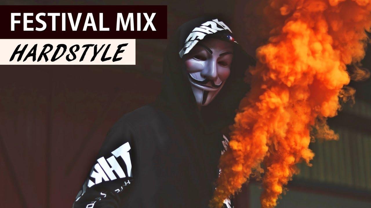 FESTIVAL HARDSTYLE MIX - Remixes of Popular EDM Music 2018