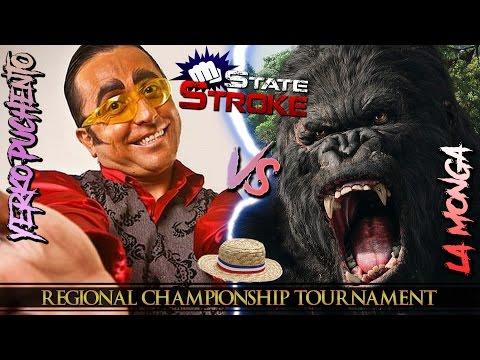 [State Stroke 07] Yerko Puchento Vs. La Monga - Regional Championship Tournament