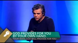 """Four Ways God Will Provide for You"" with Jentezen Franklin"