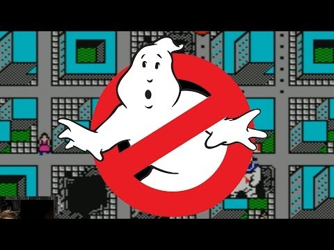 Greg Miller is a Ghostbuster - The Lobby