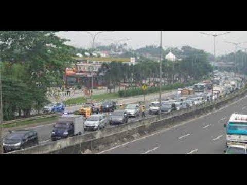 Hari Pertama Masuk Kerja, Arus Lalu Lintas Jakarta Lancar Mp3