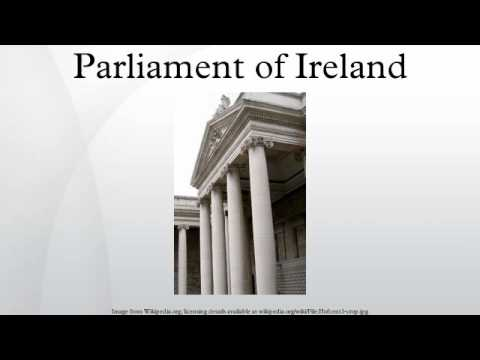 Parliament of Ireland