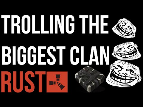 how to leave clan in rust