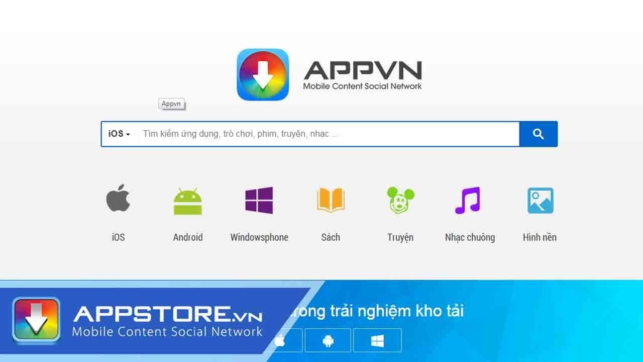 CSKN - [Hướng dẫn] Cài đặt Appvn cho các thiết bị đã và chưa