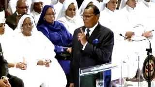 Farrakhan goes HARD on Mayor Giuliani and police injustice!