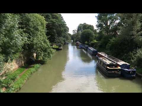NORTHAMPTONSHIRE CANALS  30 07 2017