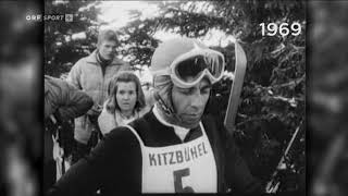 Alpine ski 1969 WC  Kitzbuhel, Downhill